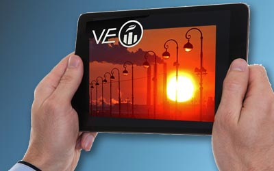 Visible Emissions APP. All your VEO functions in one app.
